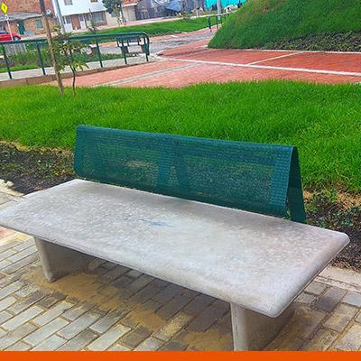 Mobiliario Urbano Prefabricados En Concreto Tel 312 582
